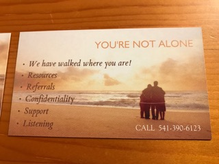 Youre not alone front